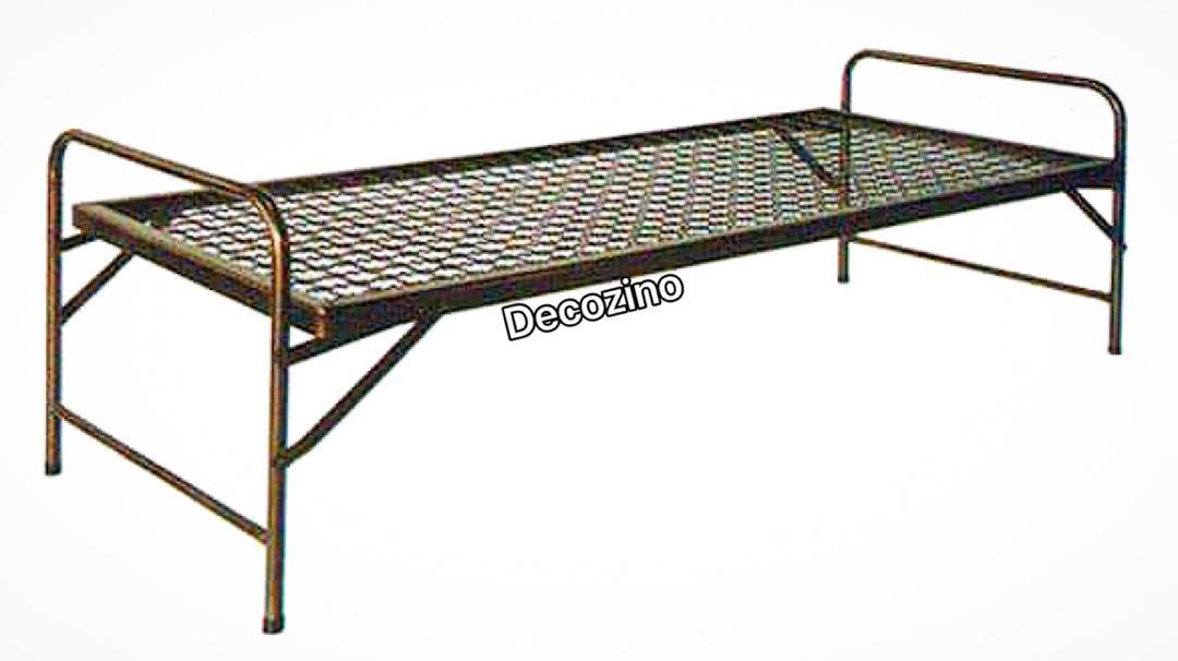 تخت تک نفره فلزی کف توری ارزان