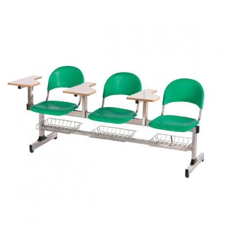 صندلی آموزشی 3 نفره