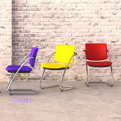 صندلی پایه ثابت کنفرانسی
