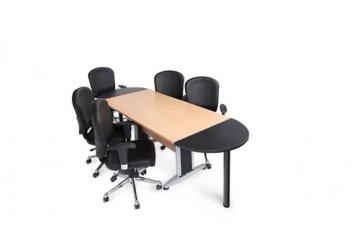 میز کنفرانس 6 نفره