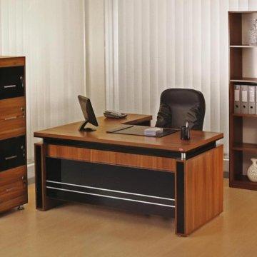 میز اداری مدیریتی با فایلینگ
