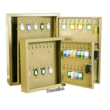 جعبه جاکلیدی دیواری اداری فلزی 20تایی 30تایی 60تایی 120تایی