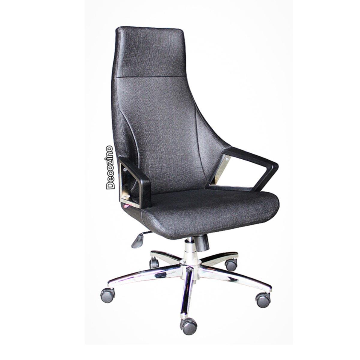 صندلی پشت بلند چرخ دار