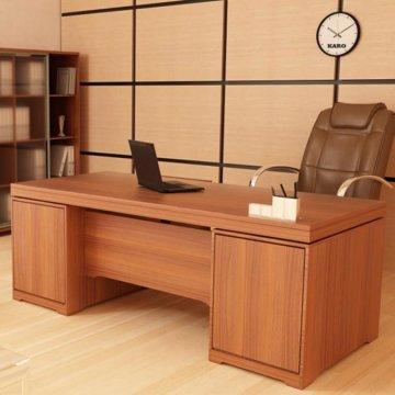 میز مدیریتی ال و صندوق