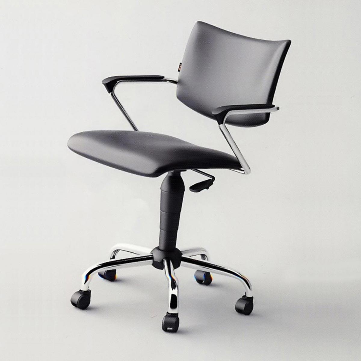 صندلی کارمندی چرخدار
