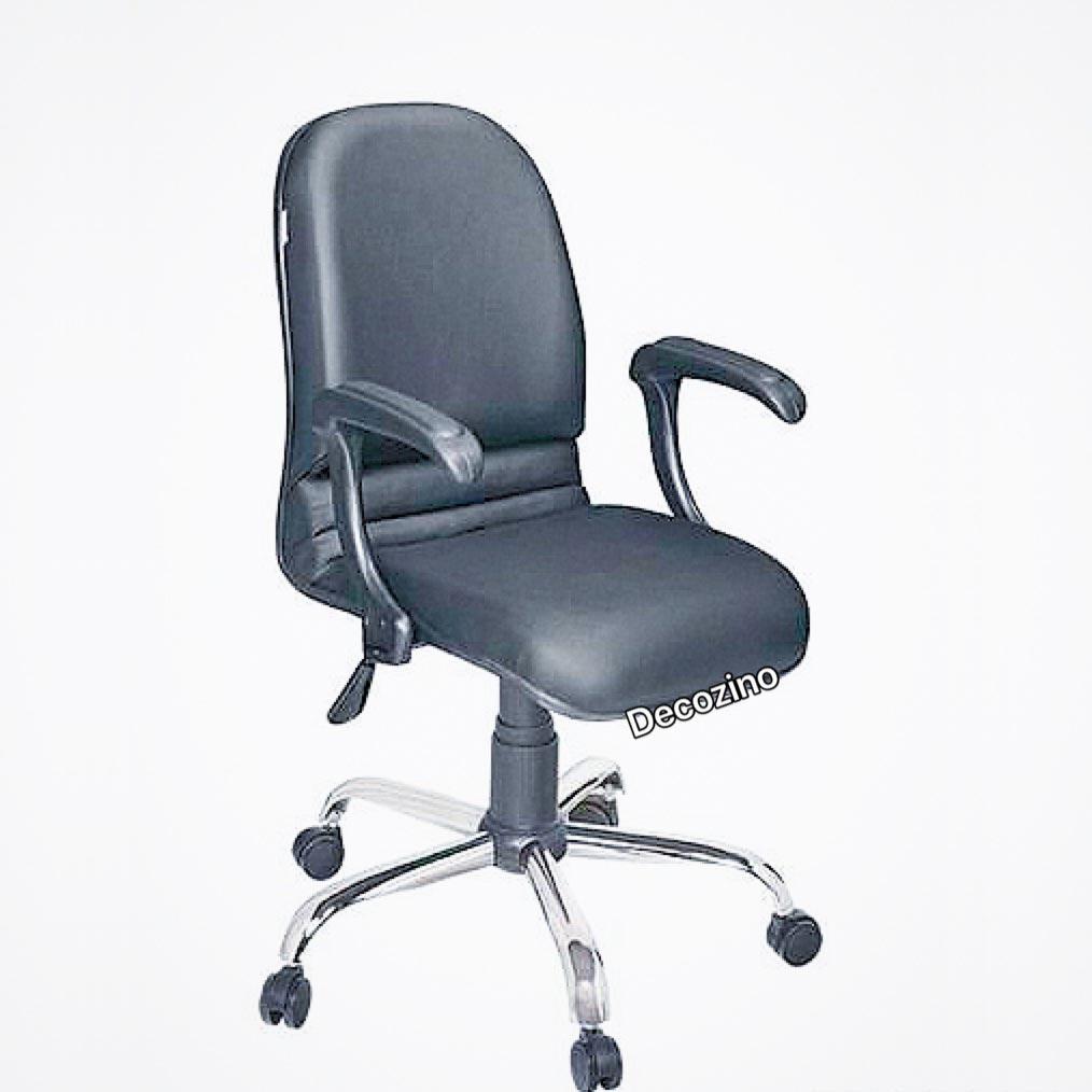 صندلی کارمندی گردان جکدار اداری