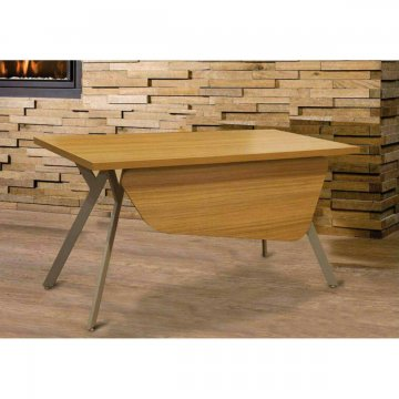 میز پایه فلزی مدرن