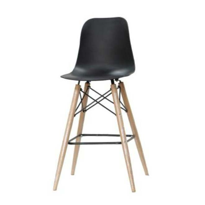 صندلی اپن پلیه چوبی مدرن رستورانی