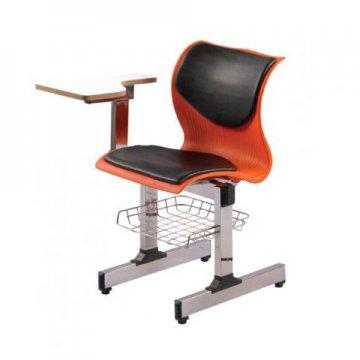 صندلی آموزشی دسته چوبی