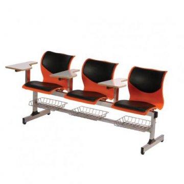 صندلی آموزشی سه نفره