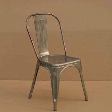 صندلی فلزی کافه رستورانی