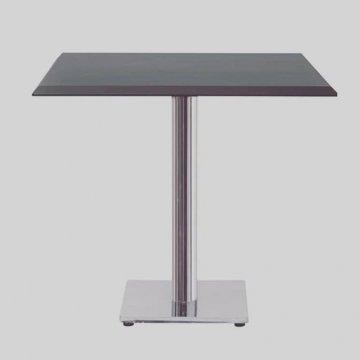 میز فست فود رستورانی پایه فلزی نهارخوری