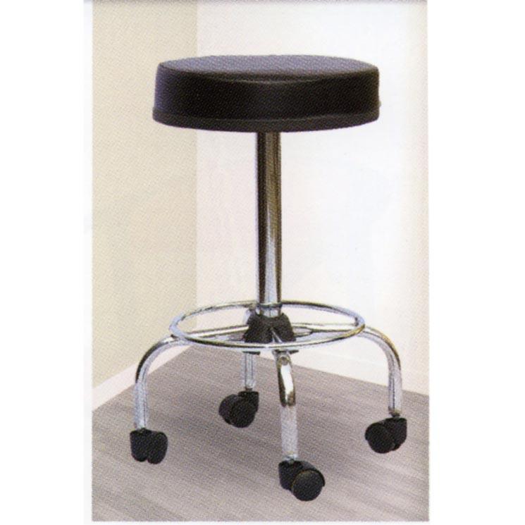 صندلی ازمایشگاهی چرخدار